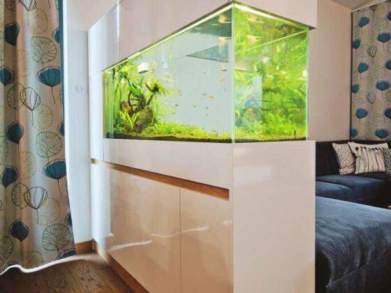 Dom s akváriom 25