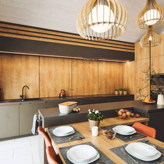 Kuchyňa Alej 01