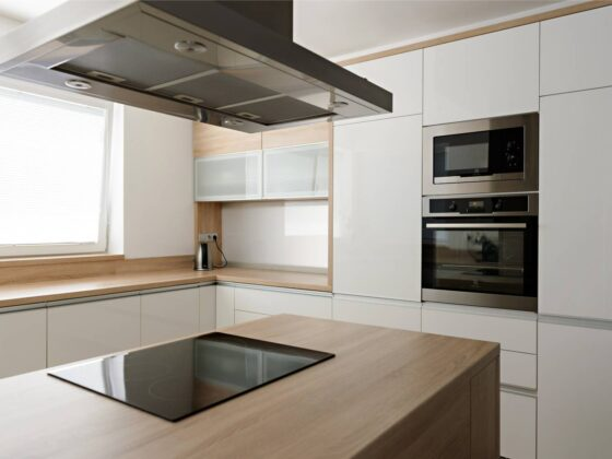 Kuchyňa na Šalgovíku 02