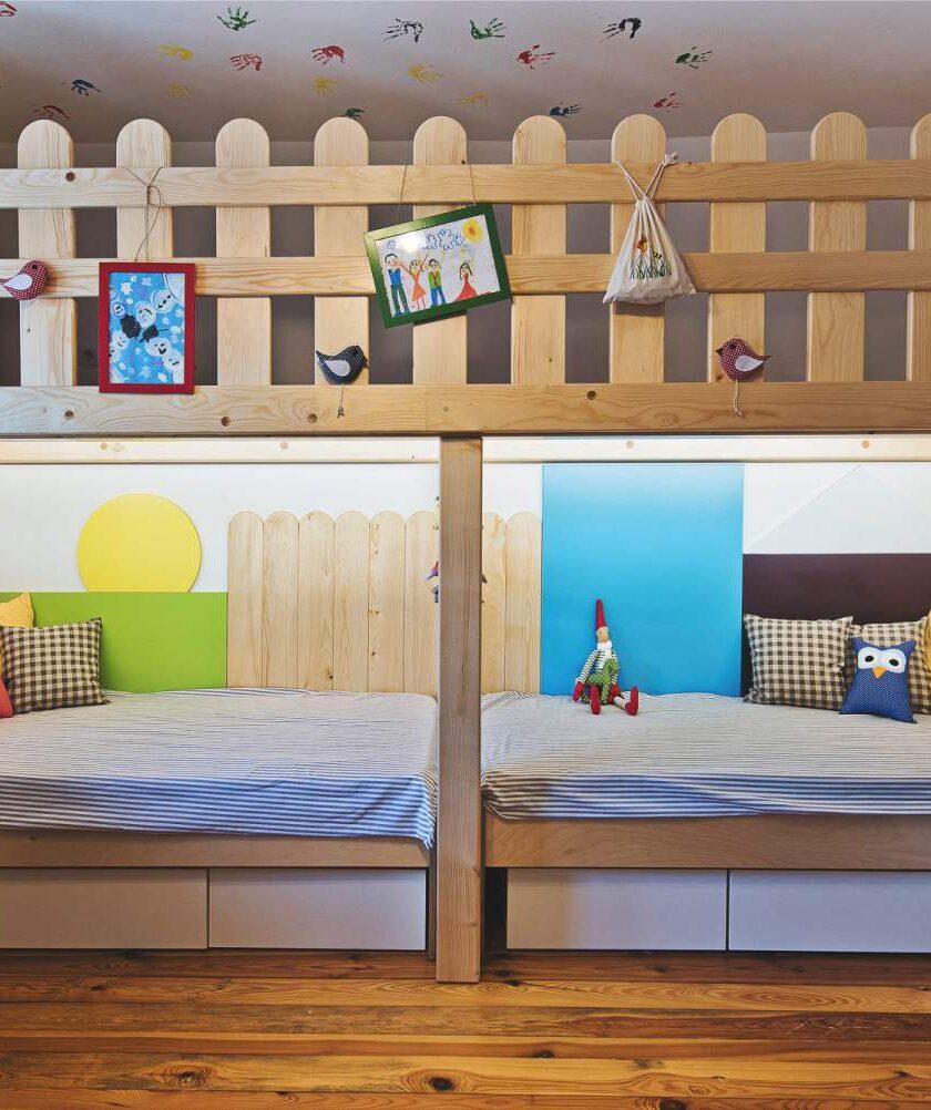 Rozprávková detská izba 15